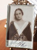 Margarete Schon Autograph/Autogramm/Autographe/Autografo