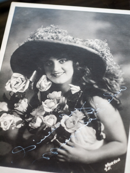 Margarita Fisher Autographed Photo
