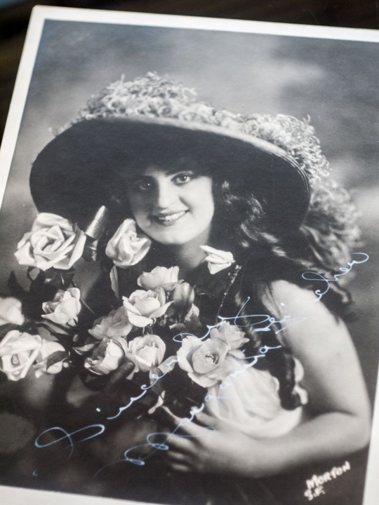 Margarita Fisher Autographed Photo