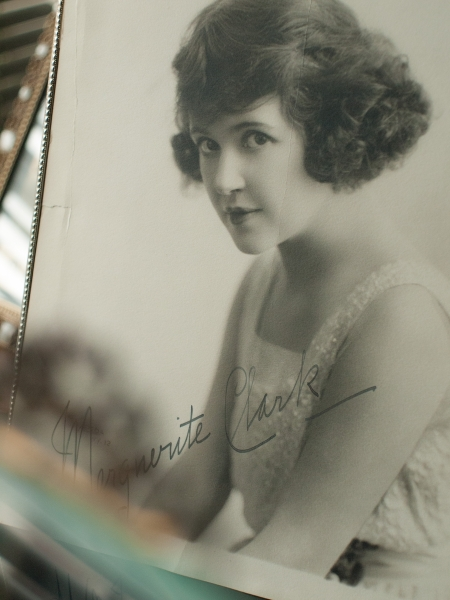 Marguerite Clark Autographed Photo (1921)