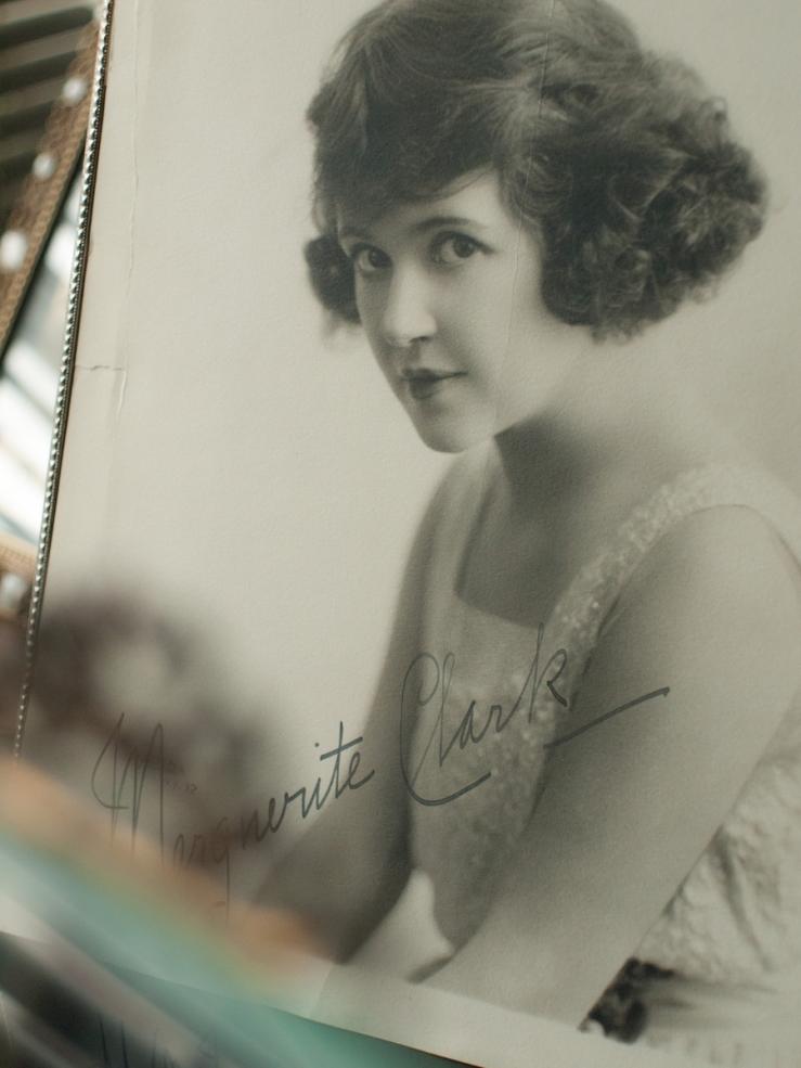 Marguerite Clark Autographed Photo (1921)