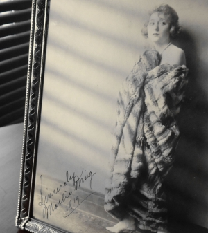 Molly King Autographed Photo