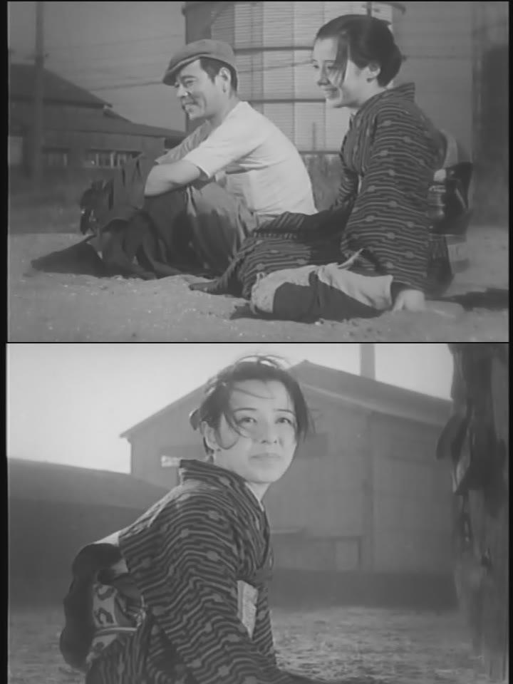 Okada Yoshiko in Tokyo no Yado (1935)