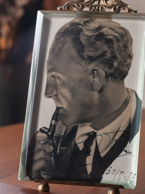 Peter Voss Autograph
