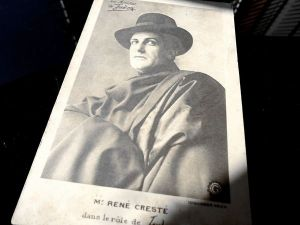René Cresté as Judex