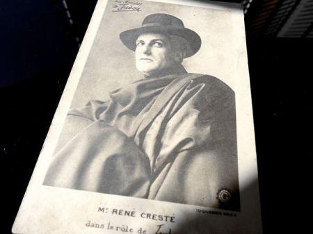 René Cresté as Judex