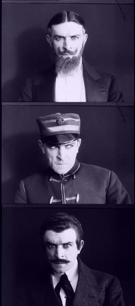 Rene Navarre in Fantomas