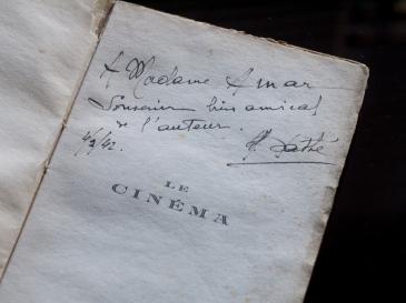 Théophile Pathé - Le Cinéma 02