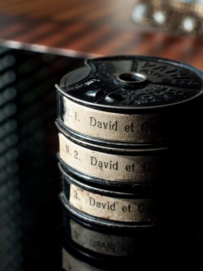 1910 - David et Goliath (9.5mm version)