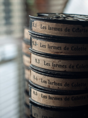 1927 - Les Larmes de Colette (Pathé F2082-83)