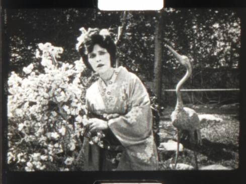 A Japanese Nightingale (1918) Screenshot 04