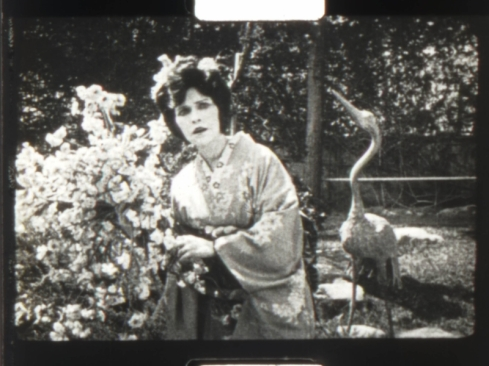 A Japanese Nightingale (1918) Screenshot 04