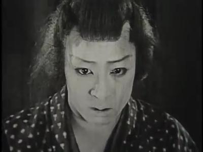 Bando Junosuke in Crossroads(1928)