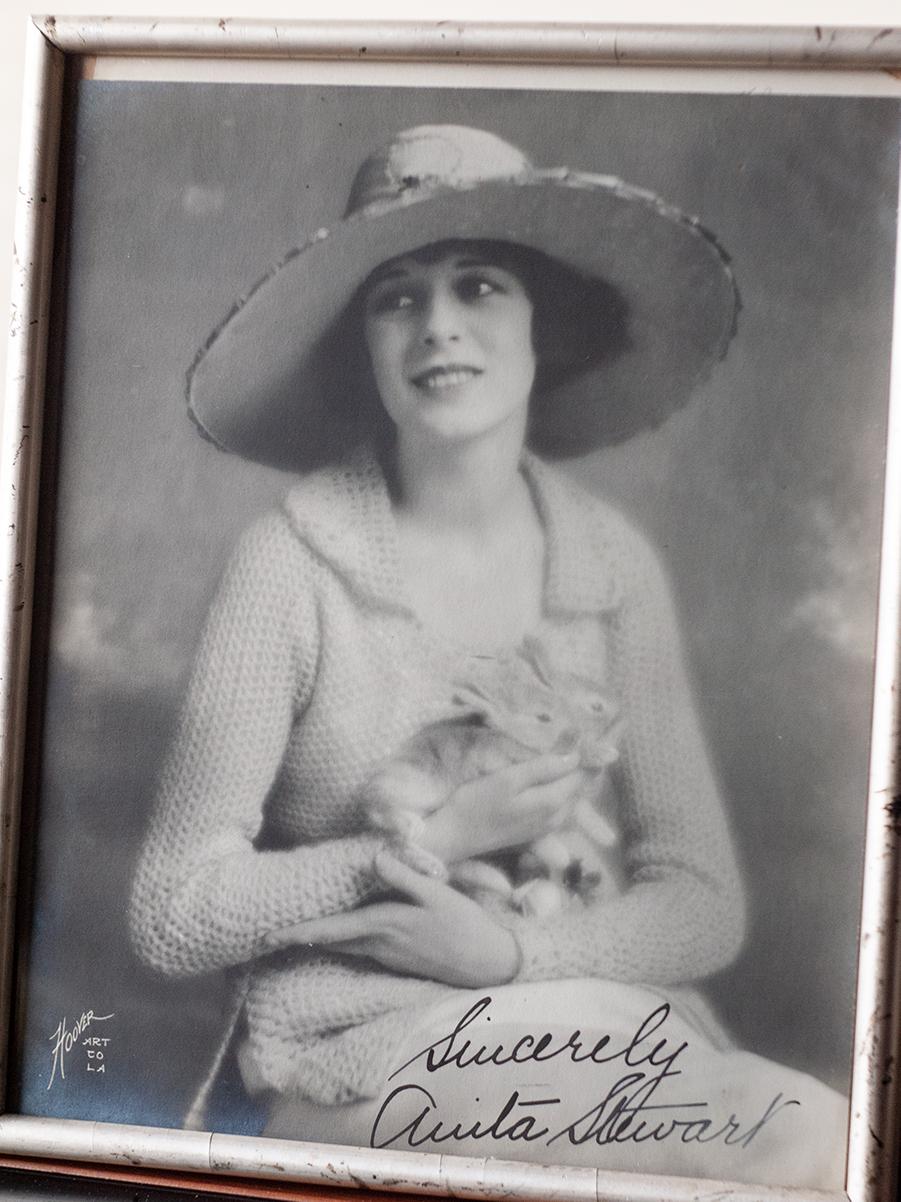 Anita Stewart Autographed Photo