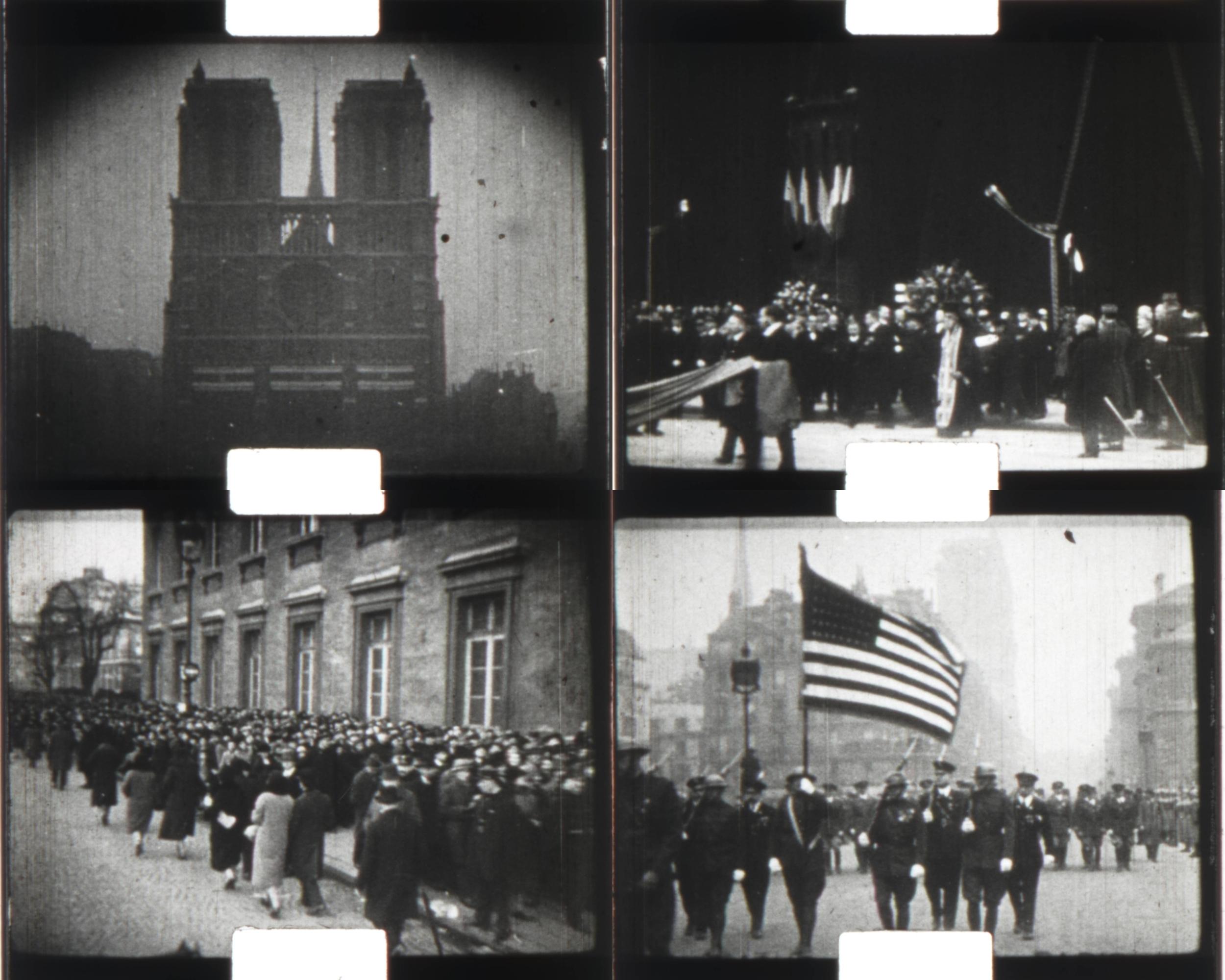 1931 - 9.5mm 『ジョッフル元帥葬儀』 (Funérailles de Maréchal Joffre) 02