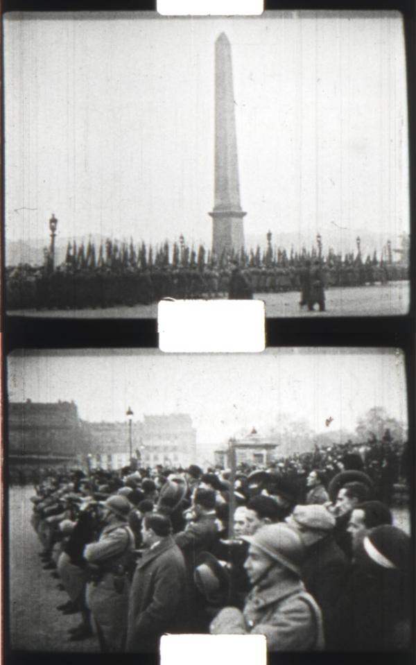 1931 - 9.5mm 『ジョッフル元帥葬儀』 (Funérailles du Maréchal Joffre) 03