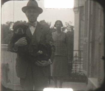 A Golestan (Iran 1926) 9.5mm home Movie 01