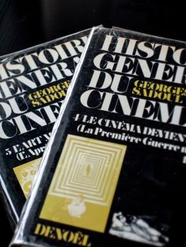 L'Histoire générale du cinéma T.4 & 5