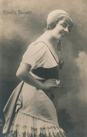 Edmée Favart