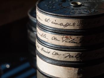 1920年代中頃 9.5mm ベルギー 個人撮影フィルム 6本
