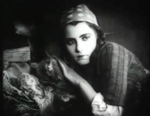Manja Tzatschewa in Marizza (1922)