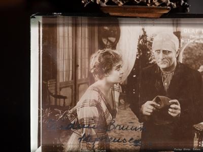 Gudrun Bruun Stephensen c1920 Autographed Postcard
