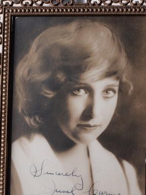 Jewel Carmen Autographed Photo