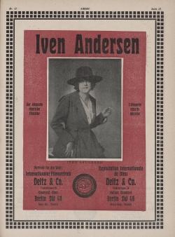 Iven-andersen in Kinema (1919)