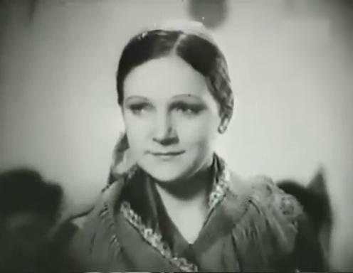Maria Minzenti in Ítél a Balaton (1933)