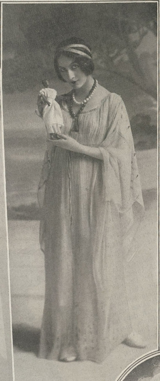 1910年コメディア・イリュストレ紙10月1日号より