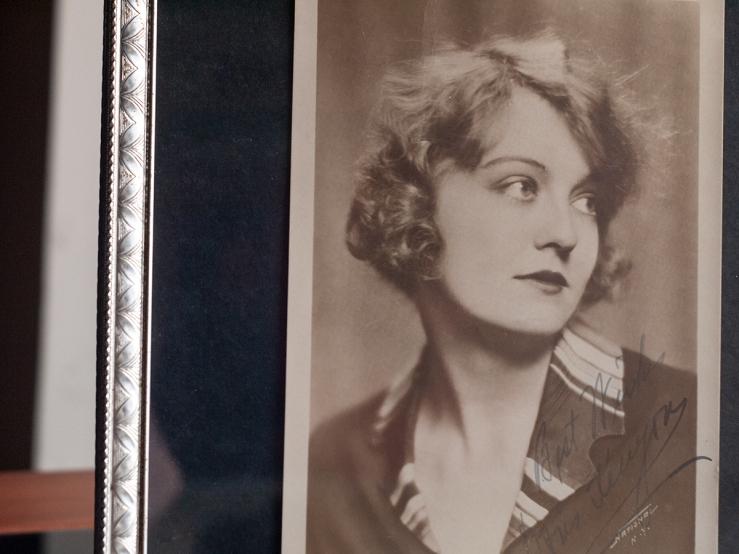 Doris Kenyon Autographed Photo