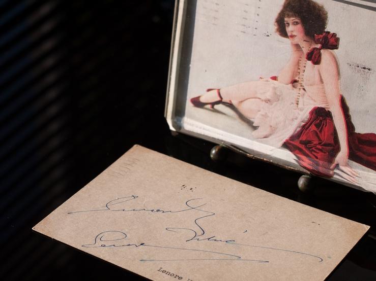 Lenore Ulric Autograph