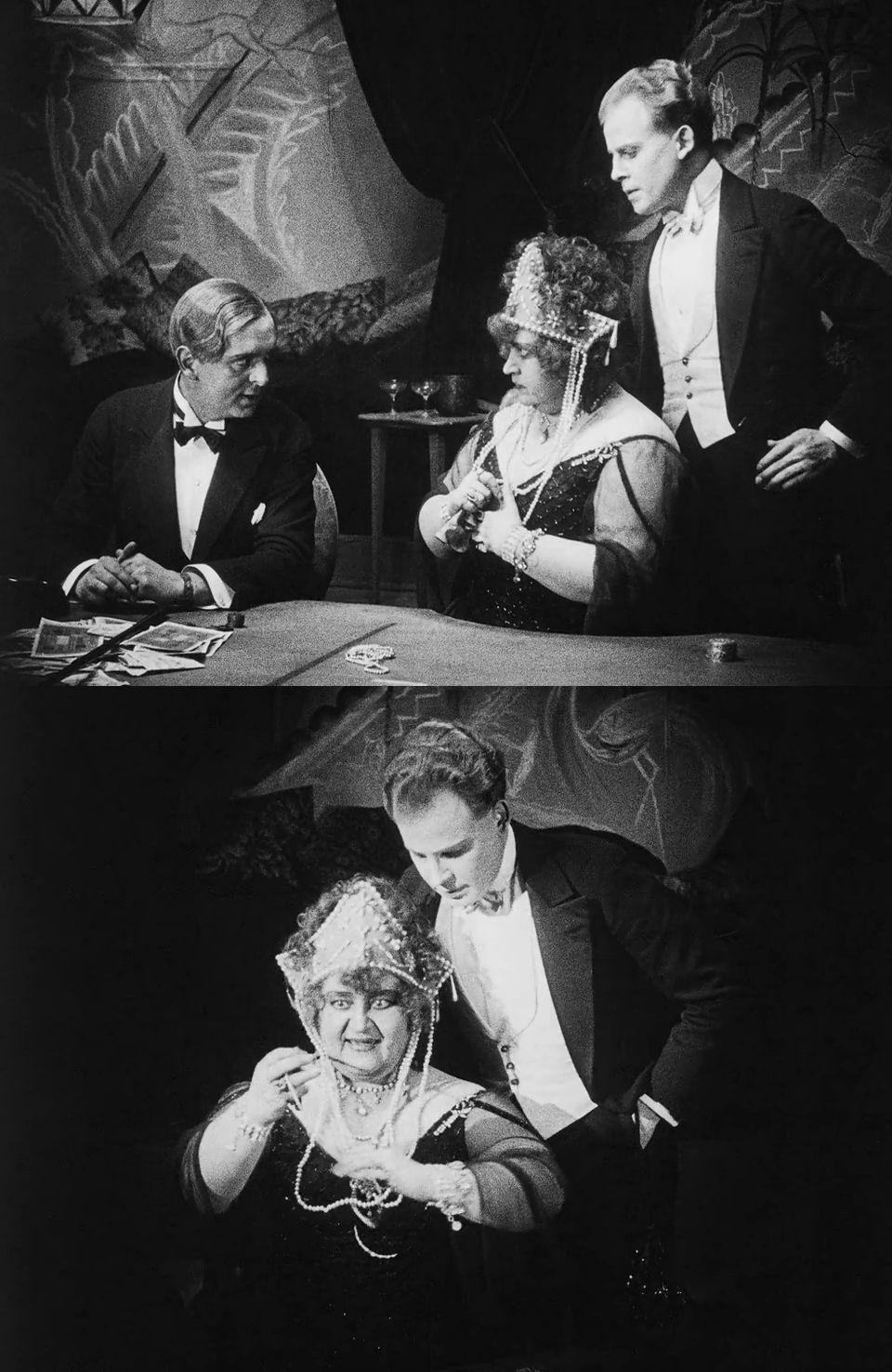 Lydia Potechina in Dr. Mabuse, der Spieler