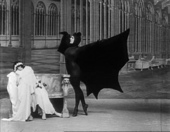 『レ・ヴァンピール』(1915年)第2話より