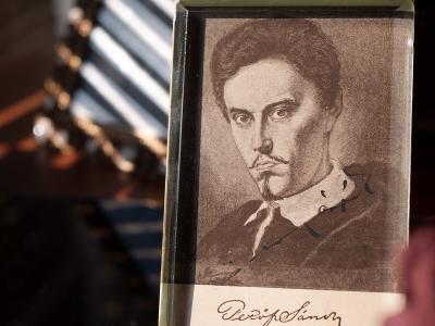 Ódry Árpád Autographed Postcard