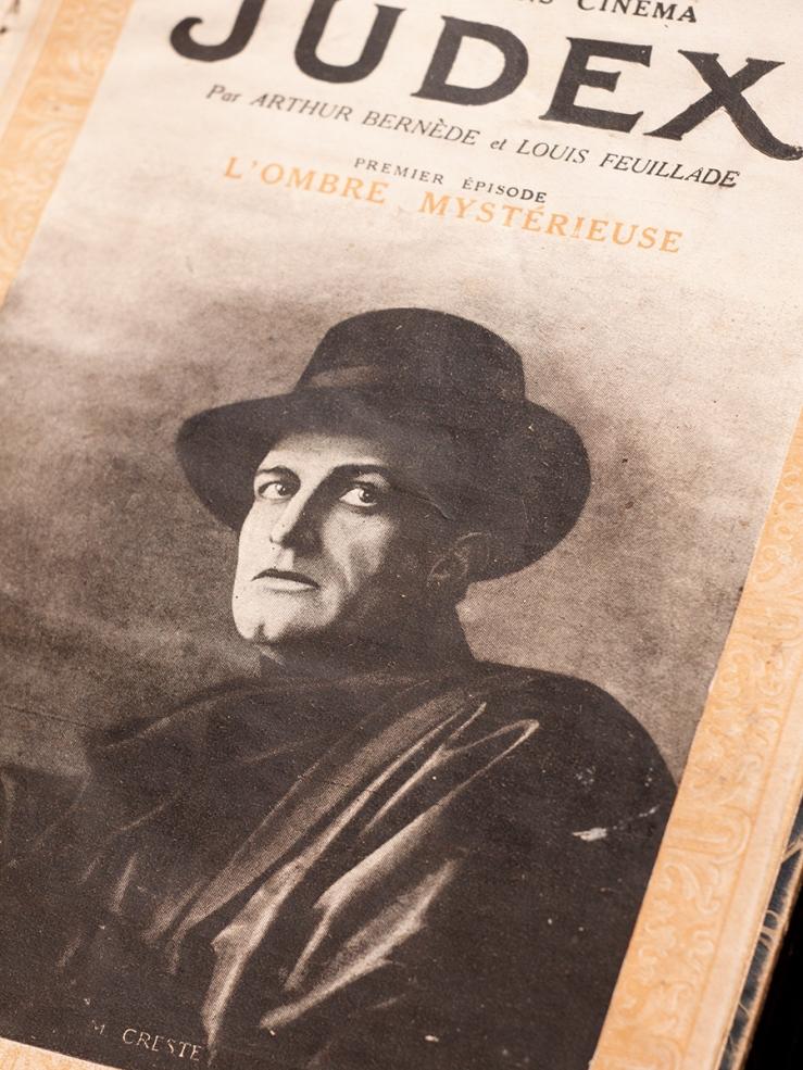 1917 Judex (Arthur Bernède & Louis Feuillade)