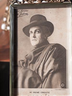 René Creste 1918 Hand-written Letter 02