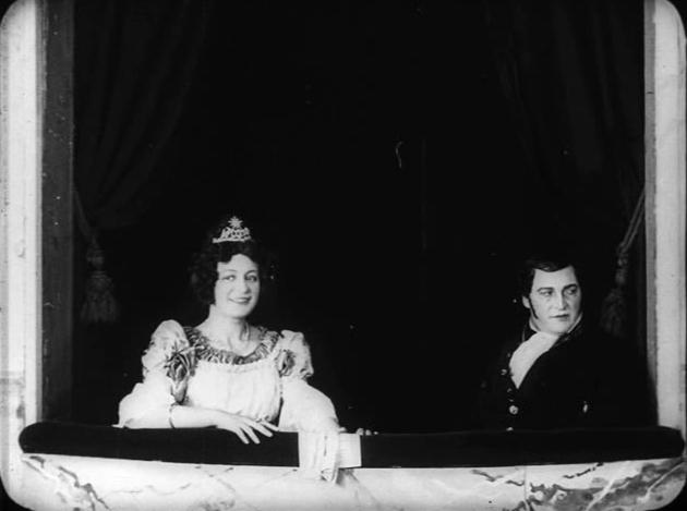 Thea Sandten in Hoffmanns Erzählungen  (1916)
