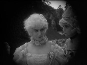 Clara Pontoppidan in Der var engang (1922)