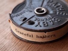 9.5mm Graceful Bathers