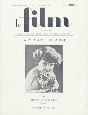 Marie Osborne Le Film, n°116
