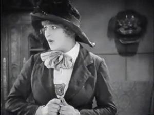 Mia Pankau in Arlaune (1928)