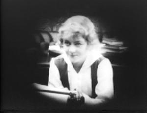 Karin Molander in Kärlek och journalistik