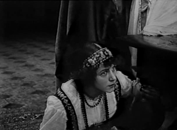 Renee Bjorling in Klostret i Sendomir