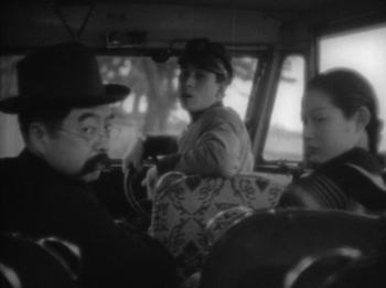 Ishiyama Ryuji in Arigatosan (1936)