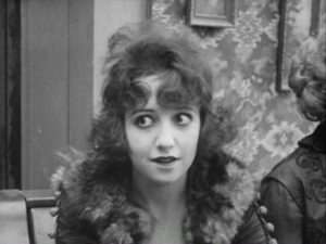 Bebe Daniels in The Non-Stop Kid (1918)