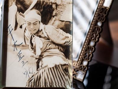 Hiraki Masanosuke c1927 Autographed Postcard