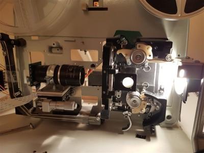 エルモ社GP映写機改造型