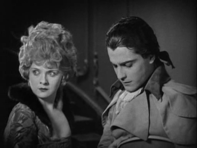 Alice Terry & Ramon Novarro in Scaramouche