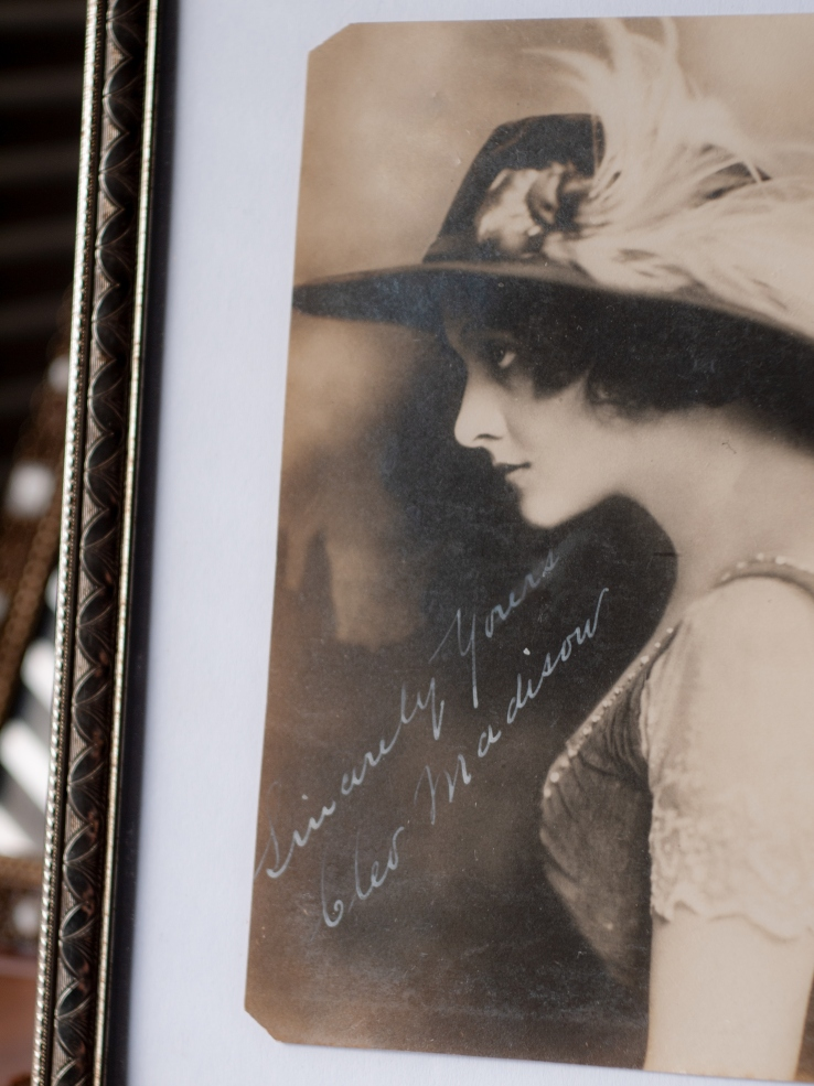 Cleo Madison 1910s Autographed Photo